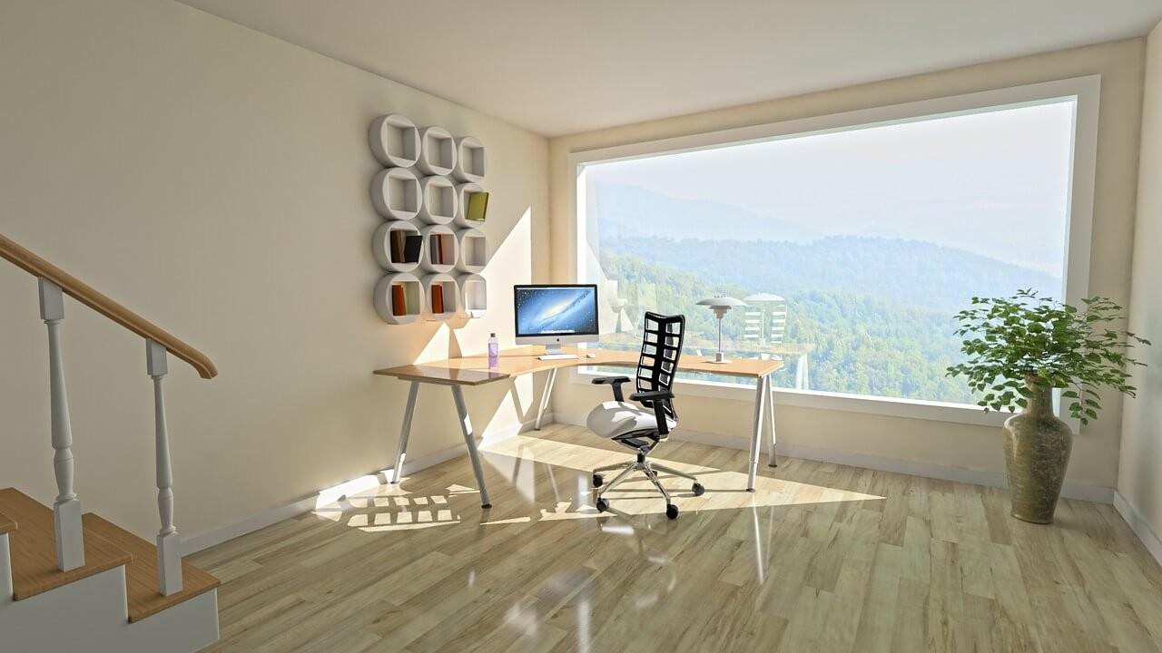 Desain Unik Untuk Mengubah Penampilan Ruang Kantor