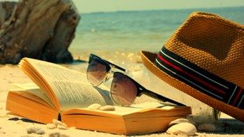 Livro e sol, uma combinação danosa