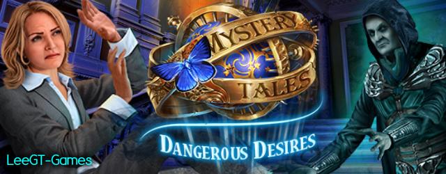 Mystery Tales 8: Dangerous Desires [Beta Version]
