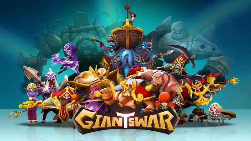 Game thủ Việt đã có thể đăng ký trước cho Giants War – tựa game tiếp theo của GAMEVIL