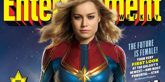 Marvel´s Captain Marvel First Look