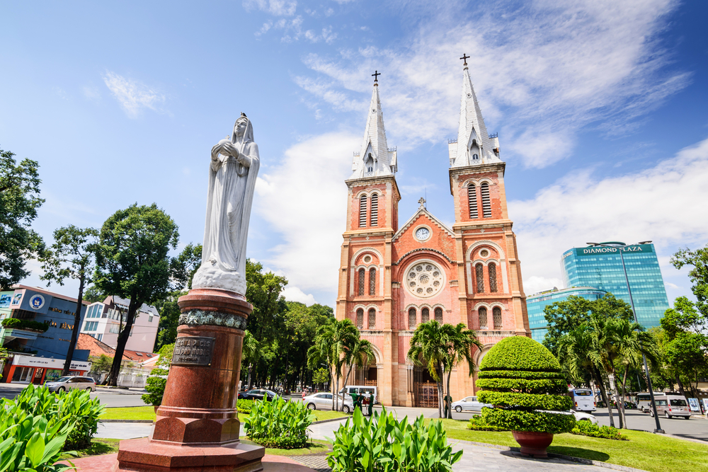 Notre-Dame-Cathedral-Ho-Chi-Minh