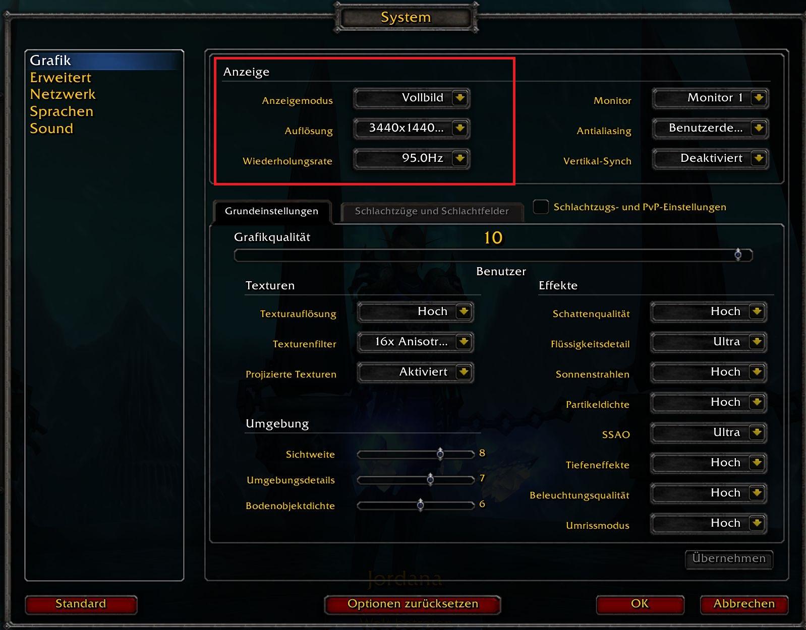 Technischer Support World Of Warcraft Foren