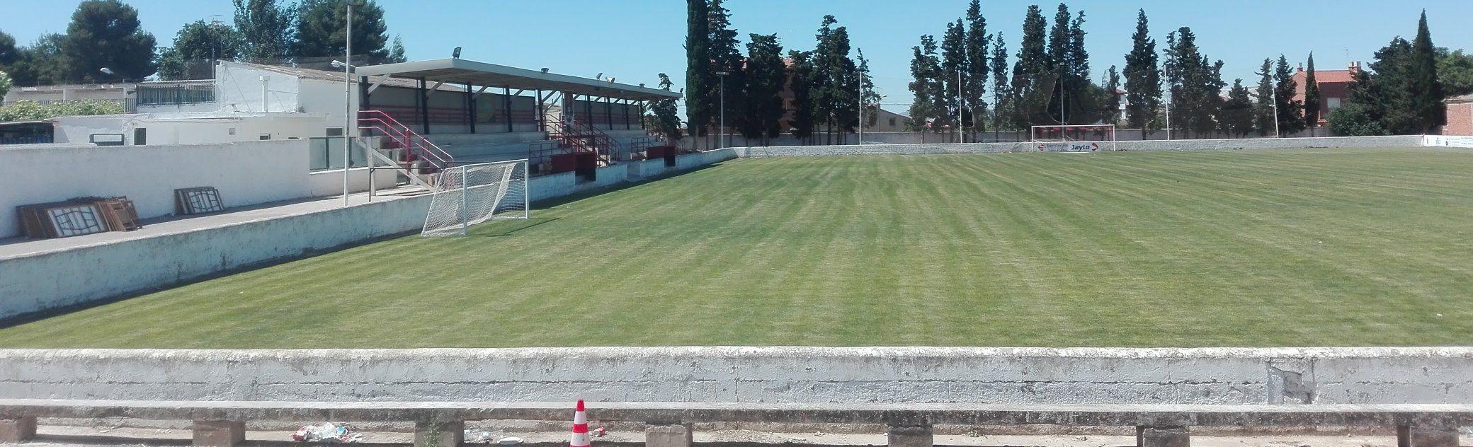 Campo de futbol de Cortes