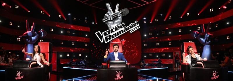 Vocea Romaniei Junior Sezonul 2 episodul 1