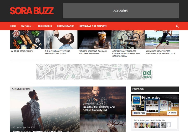 Sora_Buzz_Blogger_Template