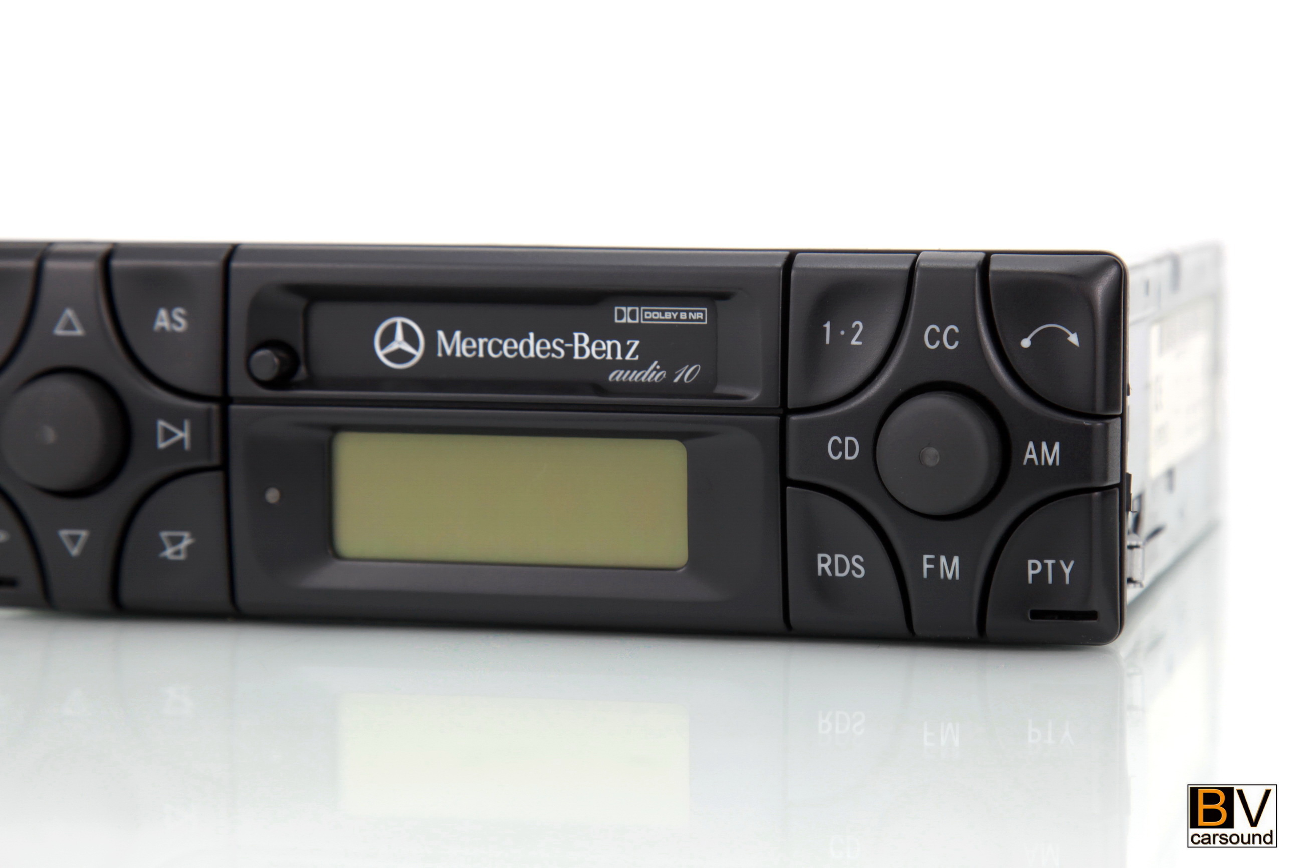 mercedes benz audio 10 aux in mp3 radio becker be3200. Black Bedroom Furniture Sets. Home Design Ideas