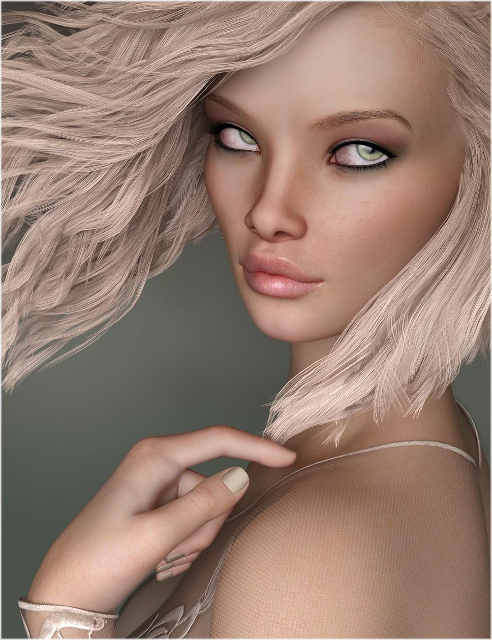 BD Alexa for Genesis 8 Female