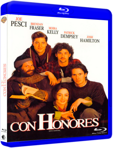 Con Honores(1994)[1080p/MKV][Dual/Latino][H264/WEB-DL]