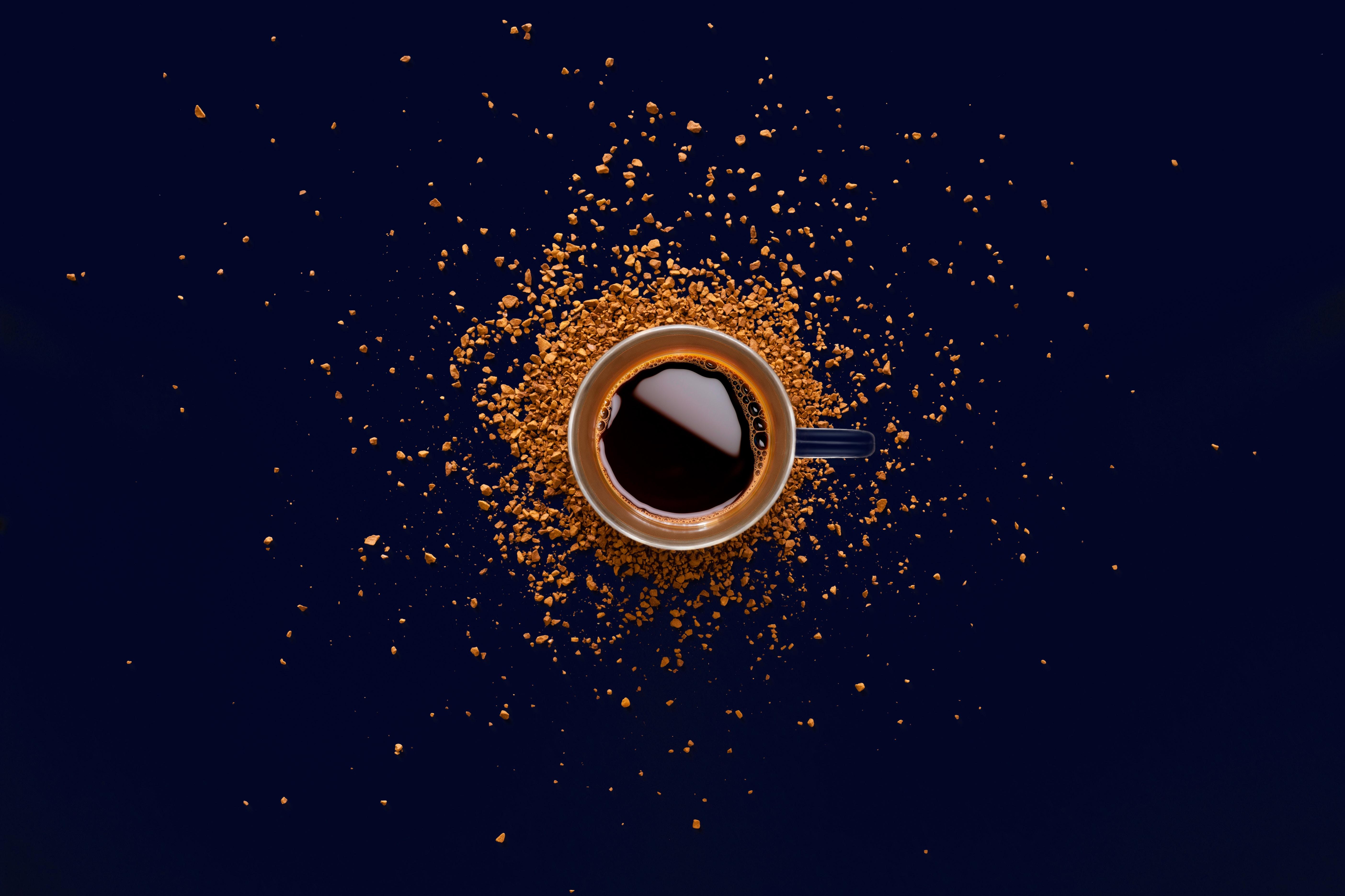 wpływ kawy rozpuszczalnej na zdrowie