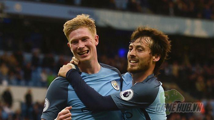 Đánh giá Top team PES18 (Phần 4) – Manchester City - ảnh 5