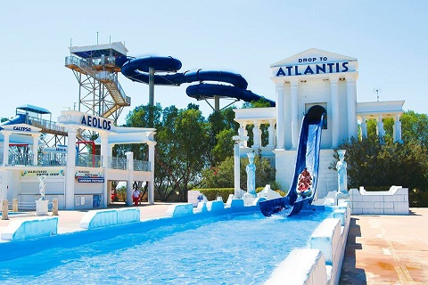 Drop_To_Atlantis_Slide_at_Water_World_Water_Park_Ayia_Napa_Cyprus_2