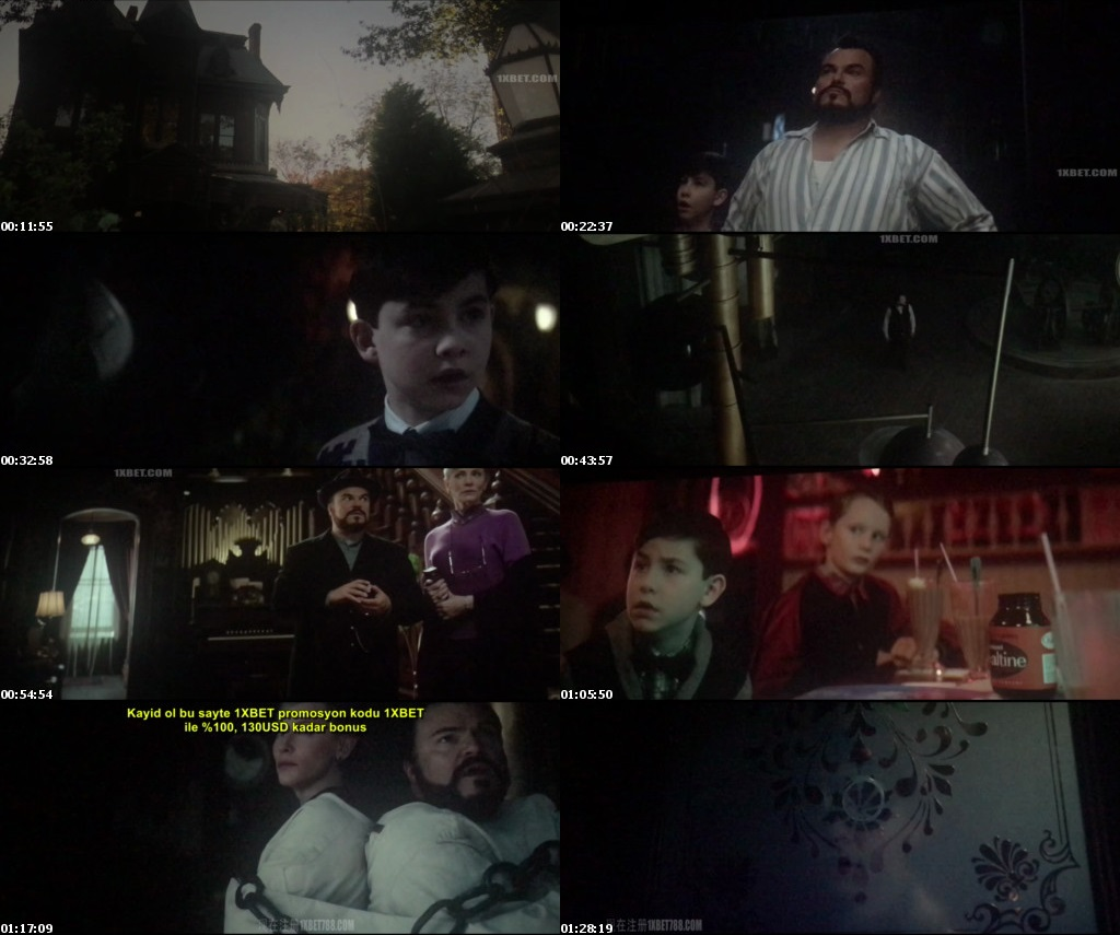 The House with a Clock in Its Walls 2018 Full English Movie Download 720p 480p HD
