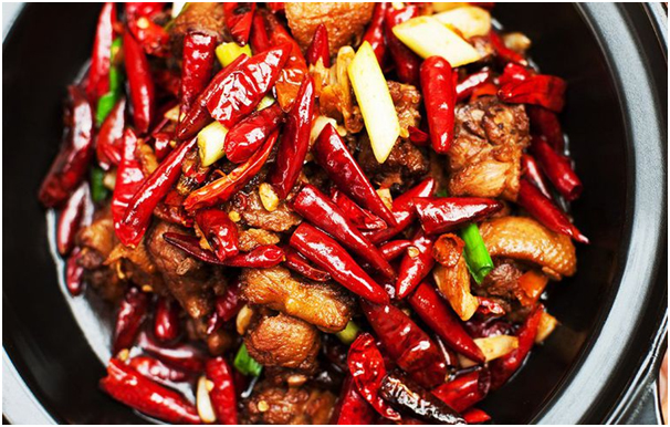 Foods_You_Should_Never_Eat_Before_Bed_Spicy_Foods