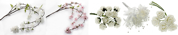 cherry blossom corsage creations large scale wedding venue dressing florist advice