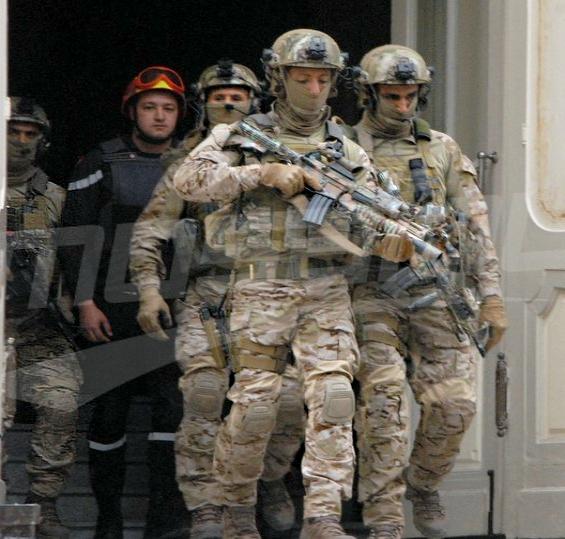 القوات الخاصة التونسية (حصري وشامل) - صفحة 38 100