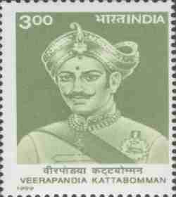 Veerapandiya_Kattabomman