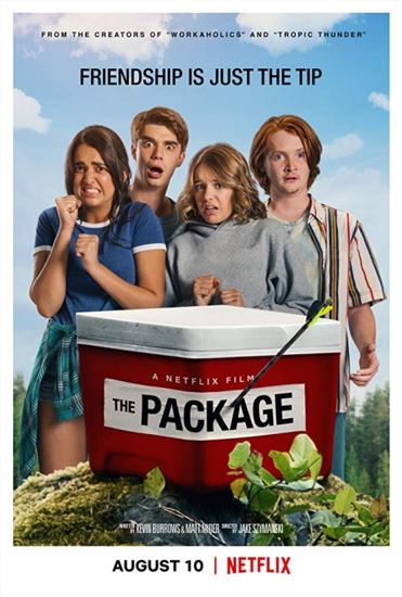 Męska paczka / The Package (2018) PL.NF.WEB-DL.XviD-KiT | Lektor PL