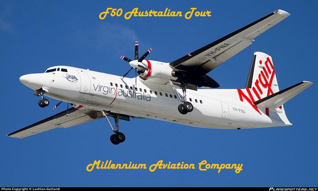 F50 Australian Tour