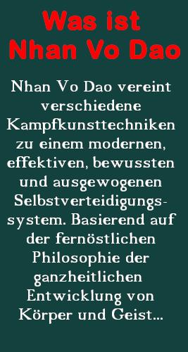 Was ist Nhan Vo Dao