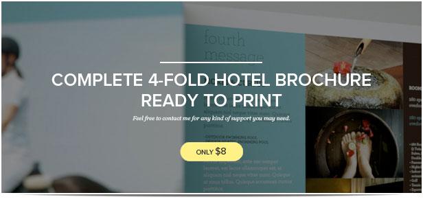 A4 Brochure/Magazine Mock-up - 5