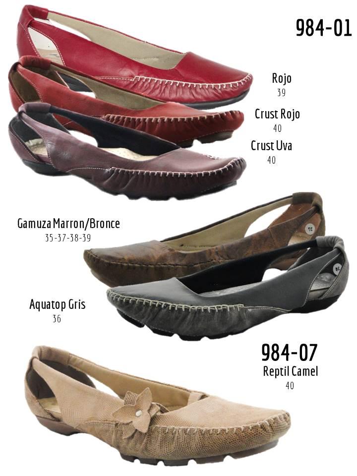 Oferta Zapatos Punta Cuadrada Slide 8