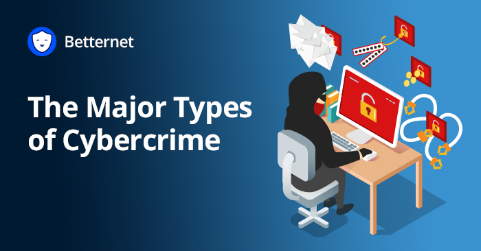 The Major Types of Cybercrime