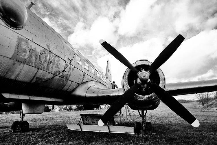 Аэродром Бубовице (Bubovice). Архивированные самолеты (letadla)