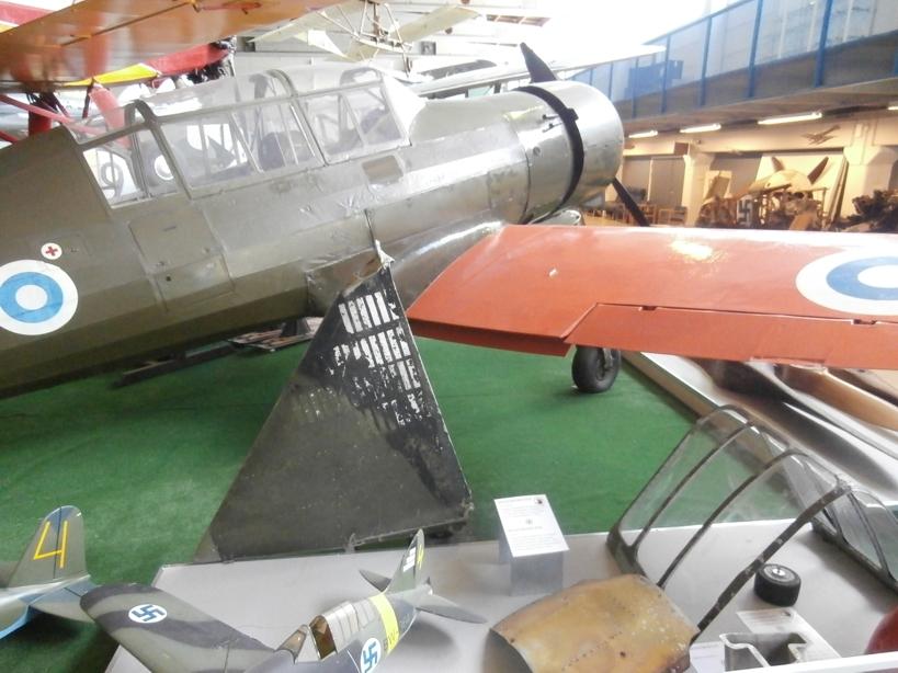 Zrakoplovni muzej u Vantaa-i kod Helsinkija, Finska 1