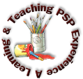 A Learning & Teaching Paint Shop Pro Experience