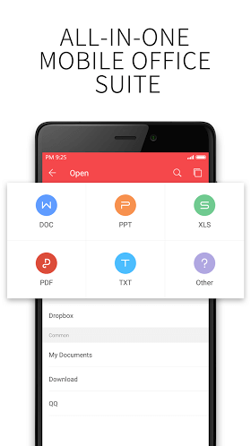 WPS Office + PDF Premium 10.6.2 Build 211 (Mod) APK