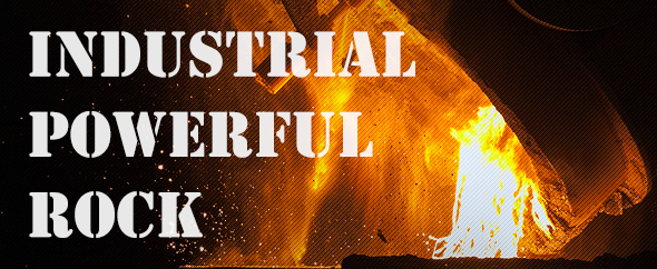 Industrial-Powerful-Rock