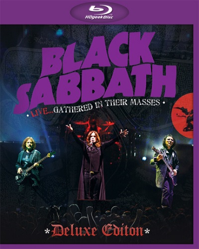 Black Sabbath: Live…Gathered in Their Masses (Deluxe Edition) (2013) [BDRip 720p]