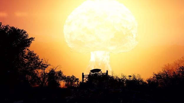 В Fallout 76 показали взрыв ядерной бомбы