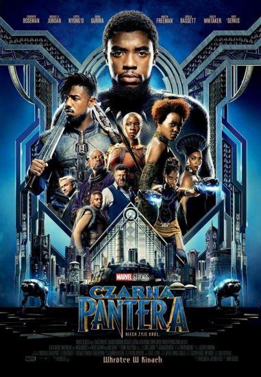 Czarna Pantera / Black Panther (2018) PLDUB.BRRip.XviD-GR4PE | Dubbing PL