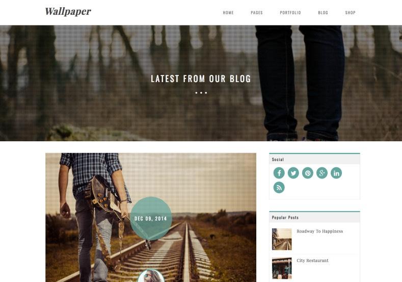 Wallpaper_Blogger_Template_2