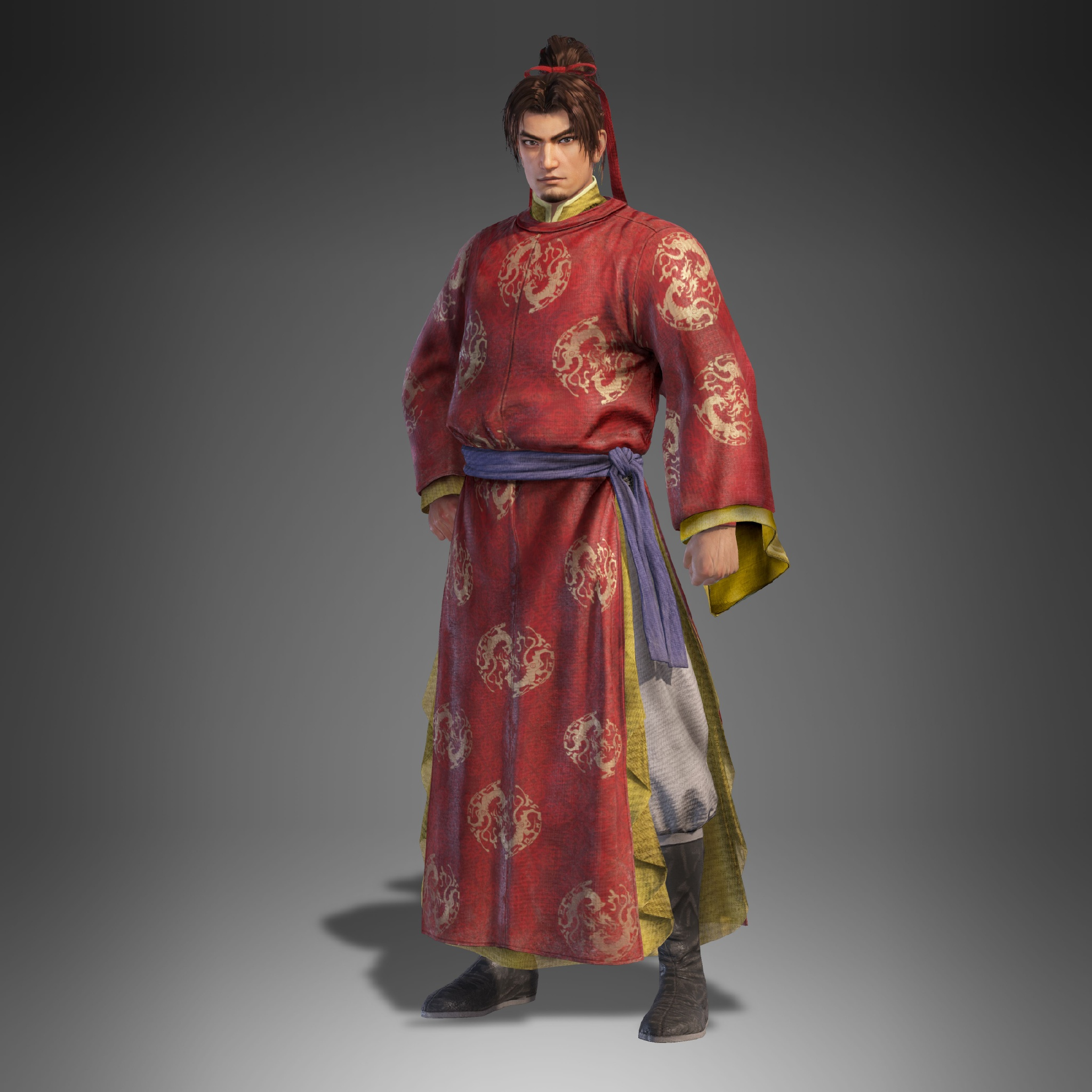 Dynasty Warriors 9 Off-battle Outfits Updated, Yuanji