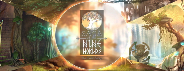 Saga of the Nine Worlds 2: The Four Stags [Beta Version]
