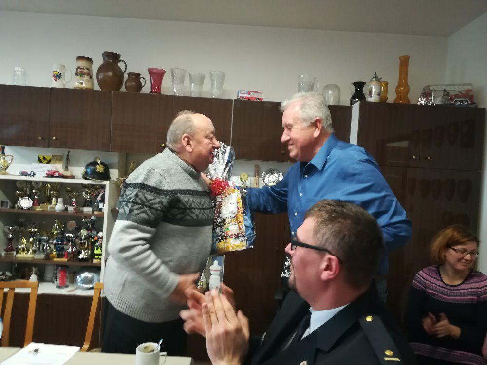Výroční schůze SDH Lubenec 2018 18