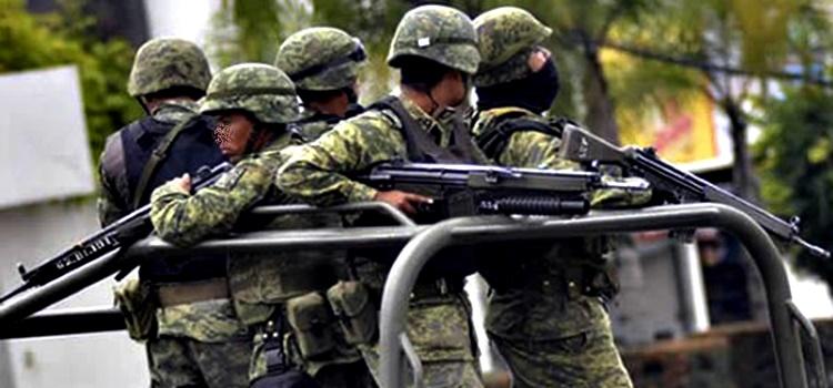 Emboscada deja un saldo de tres militares muertos en Guerrero