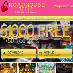 Roadhouse Reels Casino Online