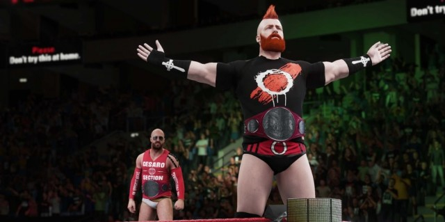 Here's Everything You Need To Know About WWE 2K19's Updated MyPlayer Mode