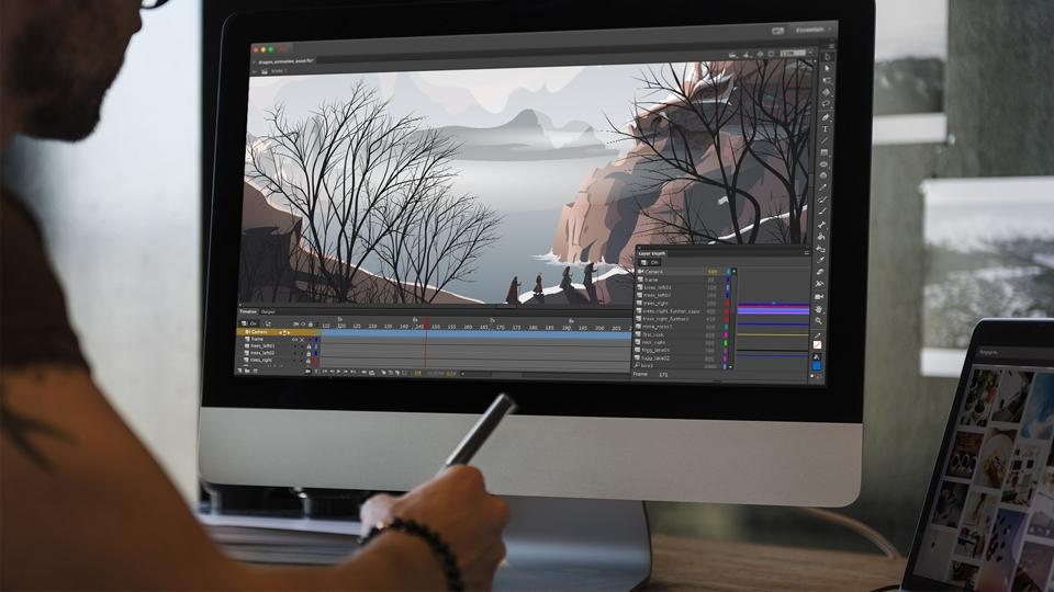 Adobe Animate CC 2018 v18.0.0.107 Español Torrent