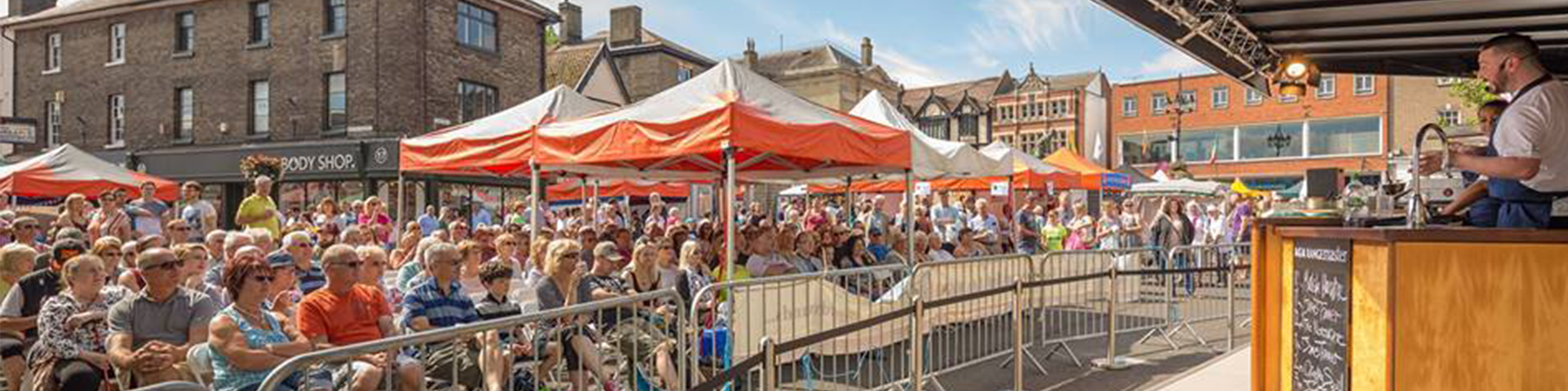 Bury Food & Drink Festival