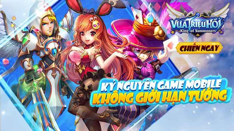 Giftcode - Vua Triệu Hồi