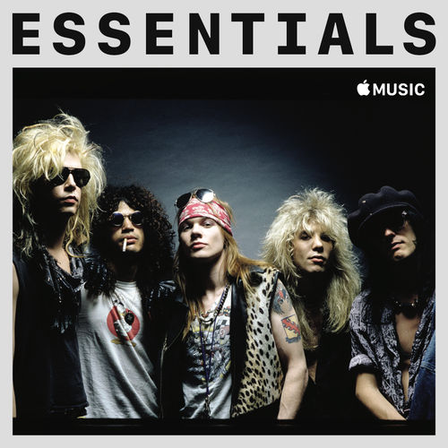 Guns N' Roses - Essentials (2018) [MP3]