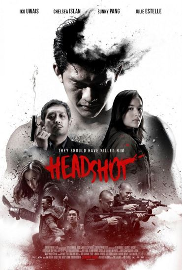 Headshot (2016) PL.BRRip.XviD-GR4PE | Lektor PL
