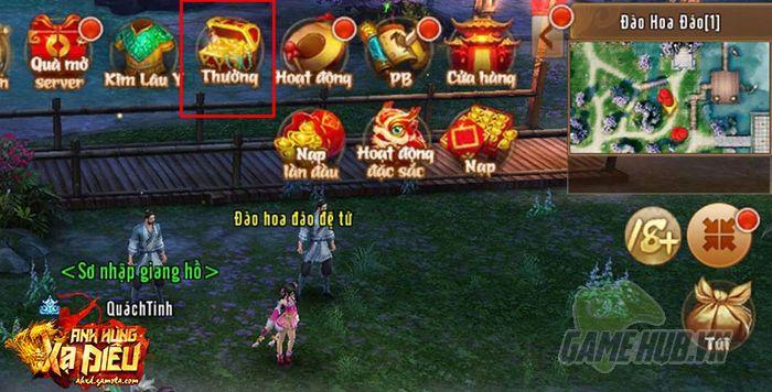 Đã có thể tải và chơi ngay Anh Hùng Xạ Điêu Gamota, tặng ngay giftcode hàng khủng! - ảnh 3