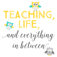 Grab button for Teaching, Life and Everything In Between