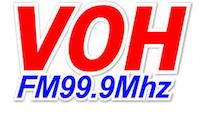 nghe đài VOH FM 99.9MHz